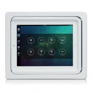 SmartRoom iPad Wall Base/iPad4 Wall Base 02