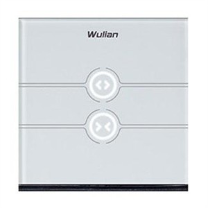 Wulian Wireless Touch Curtain Controller