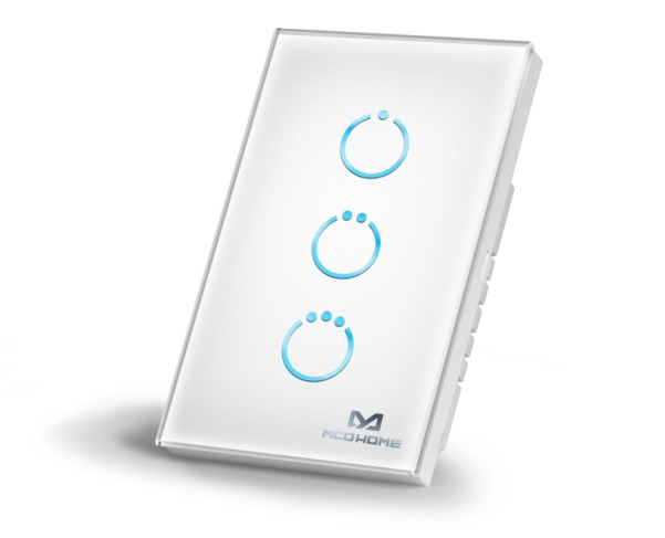 MCOHOME Touch Panel Switch