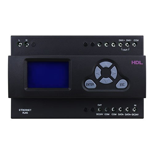 DMX recorder and receiver