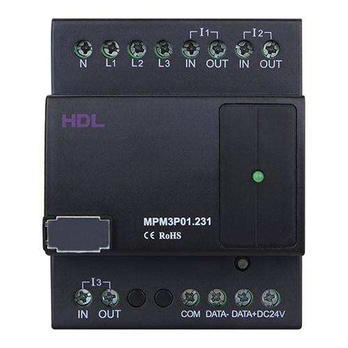 Single Phase Digital Power Meter